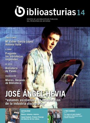 JOSÉ ÁNGEL HEVIA - Gobierno del principado de Asturias