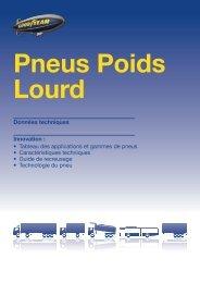 Pneus Poids Lourd - Fleet first