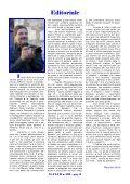 Numero 109 - Anno XVIII, Novembre/Dicembre 2010 - Page 3
