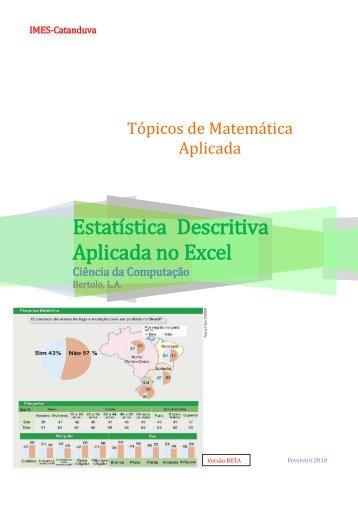 Estat1 - Site Prof. Bertolo