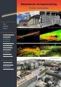Laserscanning als oplossing voor… Topografie en stedenbouw - Page 2