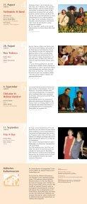 2011 Sommerkonzerte Synagogenhof - Trio A Due - Page 2