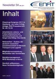 Newsletter 04 Mai 2011 - Enfit