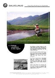 Dry Fly Fishing in Pyrenees - Salvelinus, Fishing & Adventure