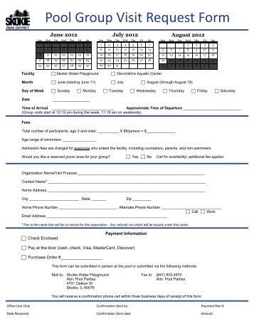 Ev Visit Request Form Signature