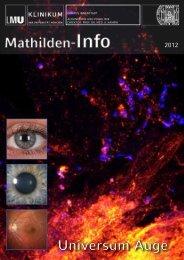 Universum Auge - des Klinikums - Ludwig-Maximilians-Universität ...
