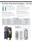 FREE-FLOW PLATE HEAT EXCHANGERS - Page 2