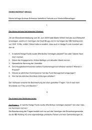 Antwort auf die Kleine Anfrage Andreas Schweizer - Brugg