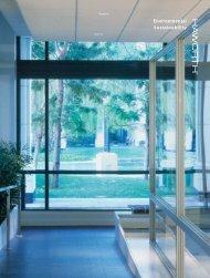 Environmental Sustainability Brochure - Advanced Business Interiors