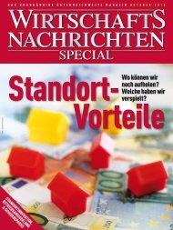 Ausgabe 10/2012 Wirtschaftsnachrichten Special