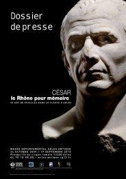 dossier_de_presse_Ce.. - Musée départemental Arles antique