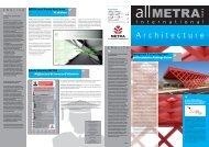 Edizione n. 33 (architetti) - Metra SpA