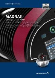 Download MAGNA3 brochure. (1,3 MB) - Grundfos