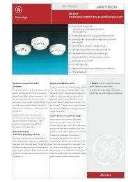700 Serie Intelligente branddetectors met zelfdiagnosefunctie 700 ...