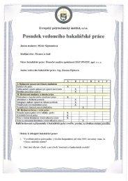 Page 1 é práce Evropskjf polytechniclqî institut, s.1'.0. Posudek ...