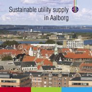 1. Sustainable utility supply in Aalborg - Forsyning.dk