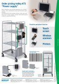 "Order picking trolley KT3 ""Power supply"" - Expedit - Page 2"