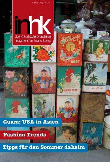 Juni 2012 - inHK Magazin