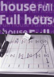 Theatre utilisation in Scottish hospitals (PDF | 420 KB) - Audit Scotland