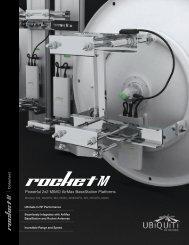 Rocket M Gps Datasheet - Ubiquiti Networks