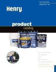 54599 2008 Henry Prod Cat Final
