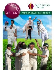 01223430120 56789763 6 73 - Queensland Cricket