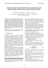 using the hilbert-huang transform for ann prediction of nonstationary ...
