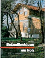 Einfamilienhäuser aus Holz 1993 - architektur-kuess.at :: Home