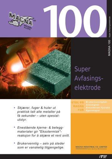 Super Avfasings- elektrode - abema