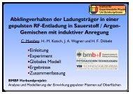 Vortrag (PDF) - Institut für Laser