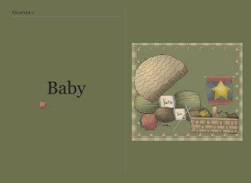 Baby - Priscilla's Crochet