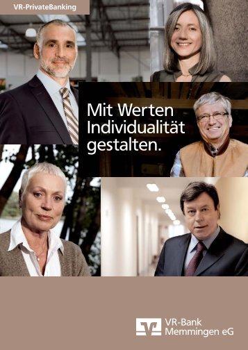 VR-Private Banking VR-Bank Memmingen eG (pdf)