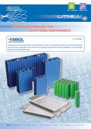 Lithium - Battery Service Hub Ltd