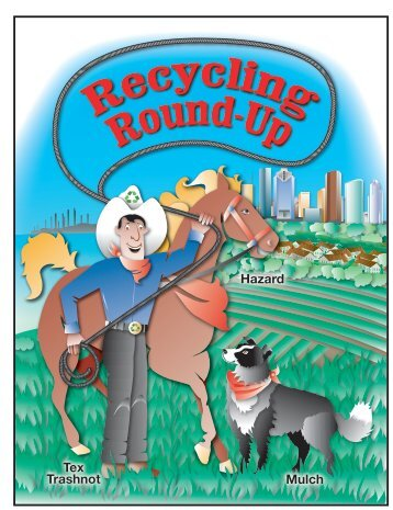 Recycling Activity Book for Children - Houston-Galveston Area Council