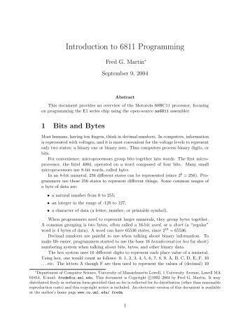intro to computers written assignment 1 ¾ pre-draft assignments: the research essay assignment sequence should require at least assignment for your writing seminar 1 presentation format your classroom with av/computer equipment.