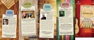 Masterclass Series Brochure - Elder Conservatorium of Music ...