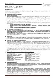2. Elternbrief 2012/2013 - Anne-Frank-Realschule plus