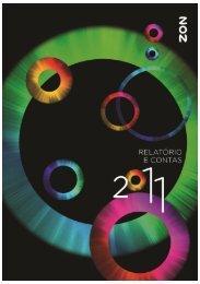 Relatório e Contas Consolidadas de 2011 - Zon