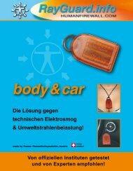 body&car - RayGuard Human Firewall