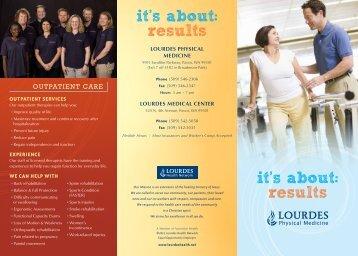 Download - Lourdes Health Network