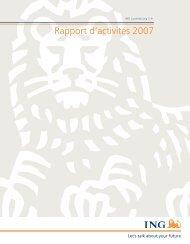 Rapport d'activités 2007 - paperJam