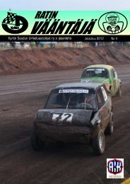 Joulukuu 2012 No 4 - KySUA