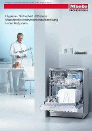 Reinigungs- und Desinfektions- Geräte für Arztpraxen (PDF, 2.1MB)