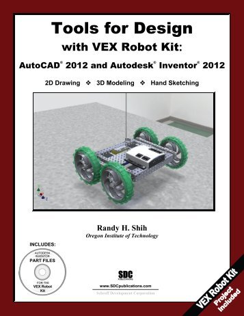 978-1-58503-685-1 -- Tools for Design with VEX ... - VEX Robotics