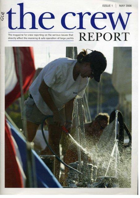 MAY 2006 ISSUE 1 - Perini Navi