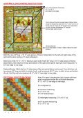 zebra template - Passion4Quilting - Page 3