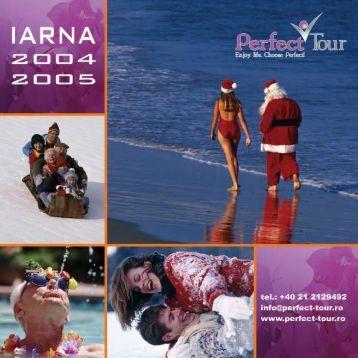 Brosura Iarna 2004-2005 - Perfect Tour