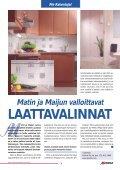 Matin ja Maijun valloittavat laattavalinnat - Rakentaja.fi - Page 4