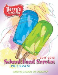 0 hools books - Perry's Ice Cream