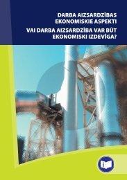 darba aizsardzības ekonomiskie aspekti vai darba - Eiropas darba ...
